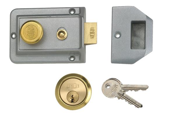 1022 / L1022 - Cylinder Night Latch